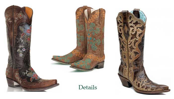 reader question cowboy boots style all