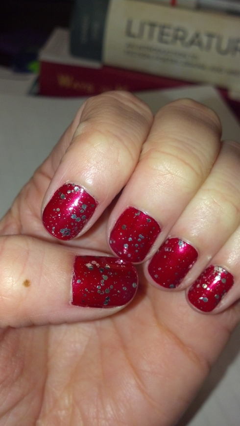 Getting in the holiday spirit with festive nail polish | Style All Over