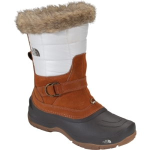 North Face Shellista Pull-On Shiny Winter Boot