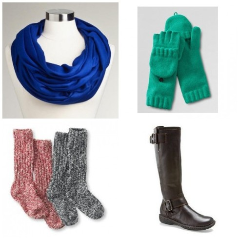 Cold Weather Items