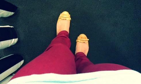 Cranberry Jeans