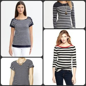 Striped shirts 1-4