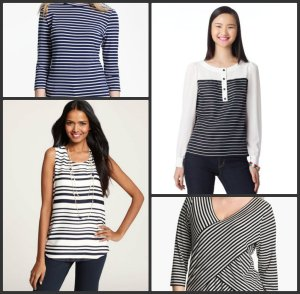 Striped shirts 11 - 14
