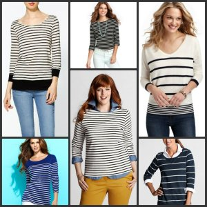 Striped shirts 5-10